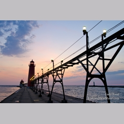 Grand Haven Catwalk
