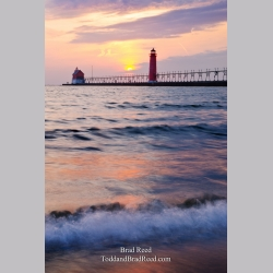 Grand Haven Water Color