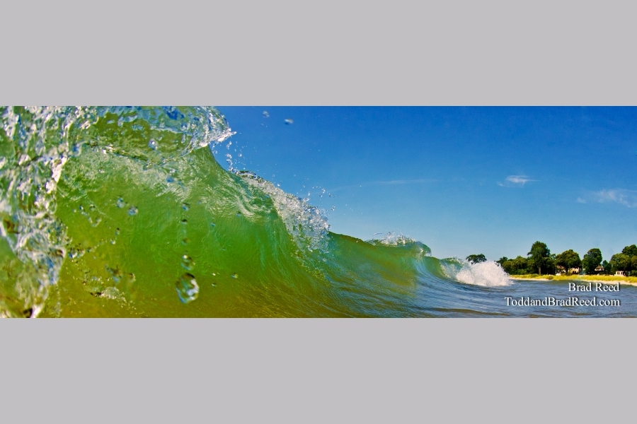 Surf Line - Panoramic