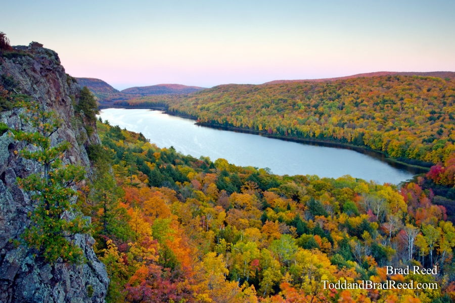 The World's Best Fall Color View