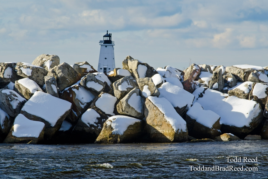 Ludington Rocks