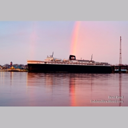 Big Rainbow Over Carferry