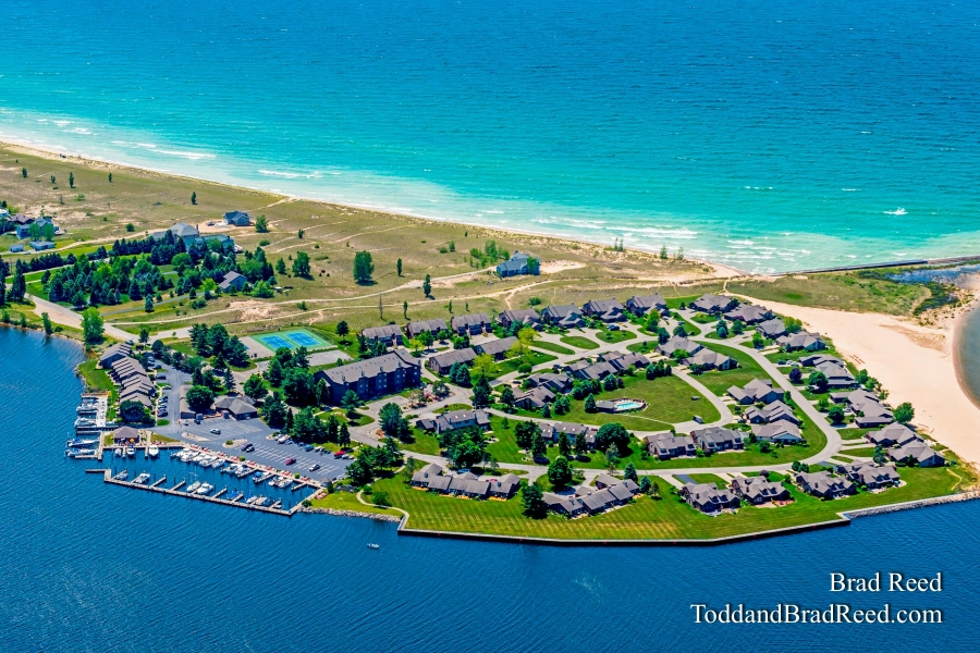 Aerial Photos of Ludington (3799)