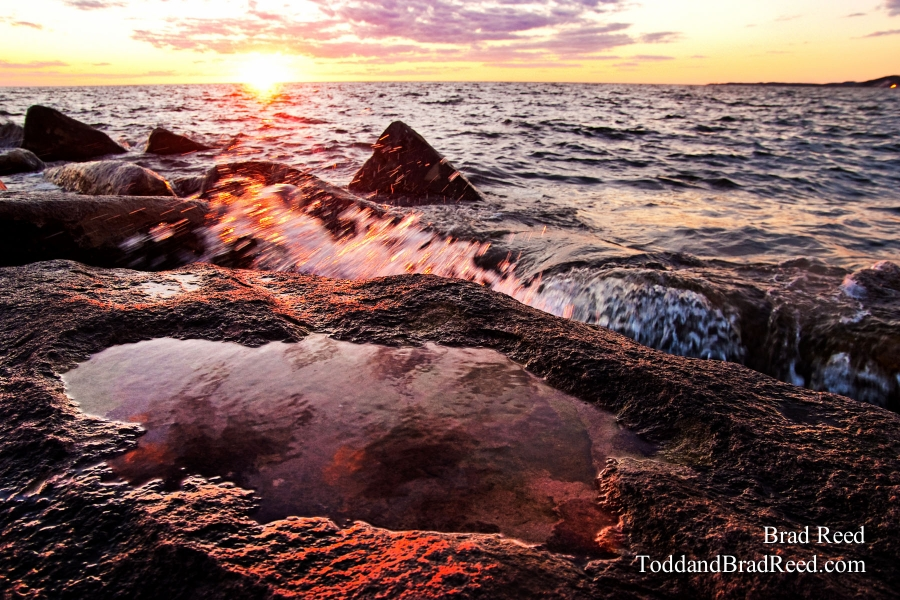 Lake Michigan Caldron