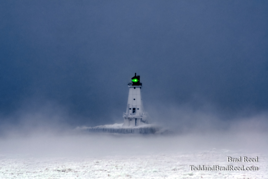 Ion Blasts Ludington