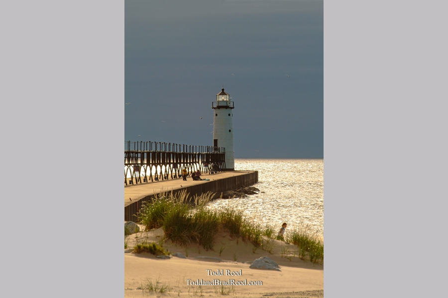 Manistee Light (3711)