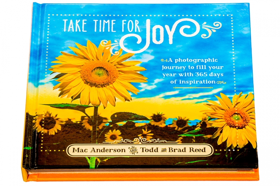 Take Time for Joy book