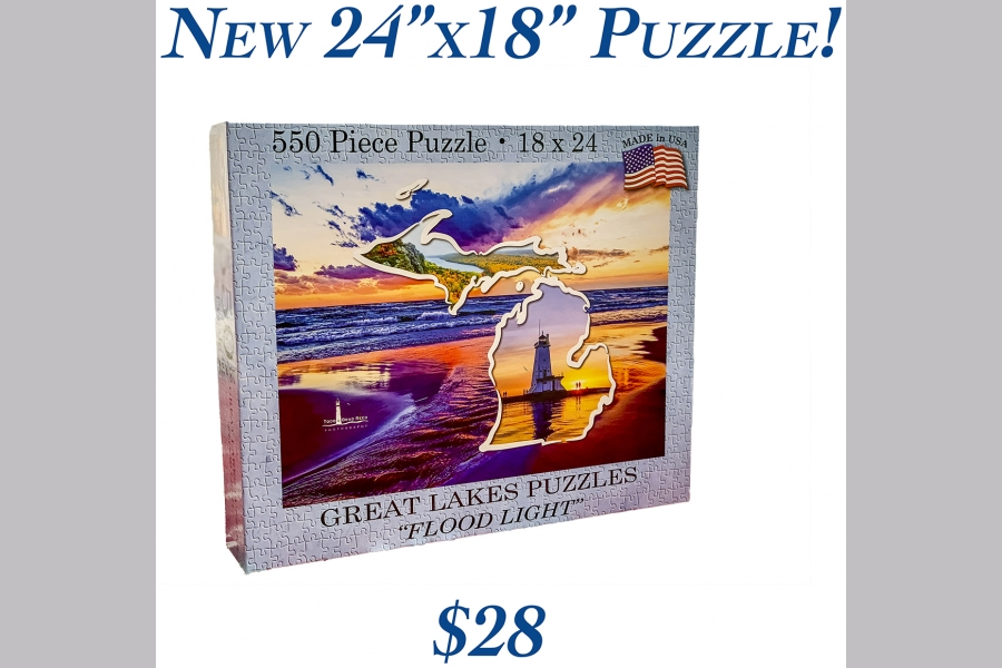Great Lakes Puzzle -